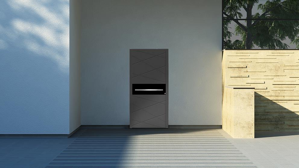 drzwi wejściowe Tenvis Aluhaus