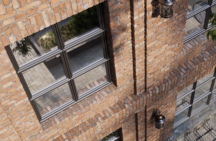 Okno Miru Steel - Aluhaus
