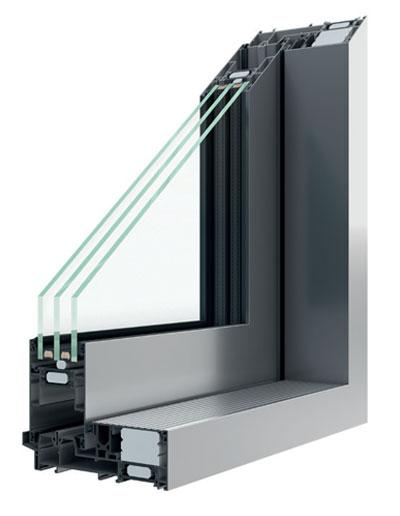 Profil Aluhaus Slide Slim Monorail